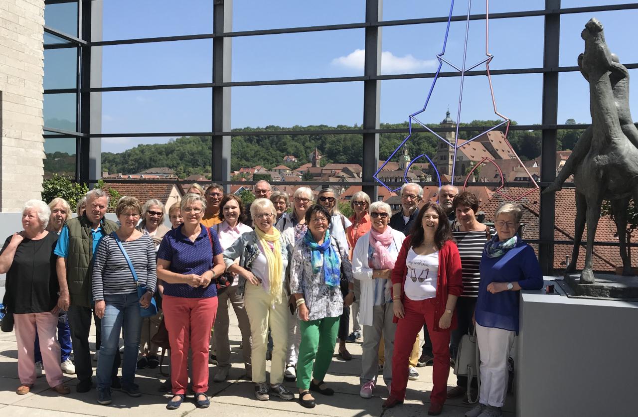 KulturNetzwerk Schwarzenbruck auf Tour nach Europa …
